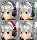 Accessory Headphones