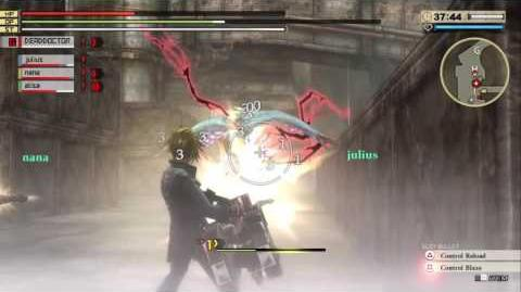 GOD EATER 2 RAGE BURST - Story 20- Heart of the Sage