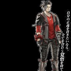 Crow Ranchester (CV: Eiji Takemoto)