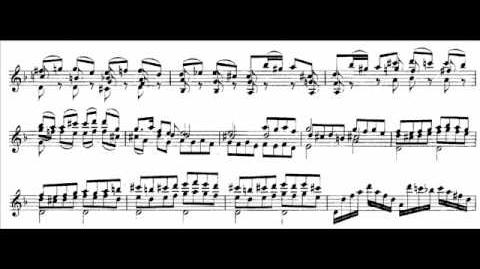 Bach - Sonata no. 1 for solo violin (Arthur Grumiaux)