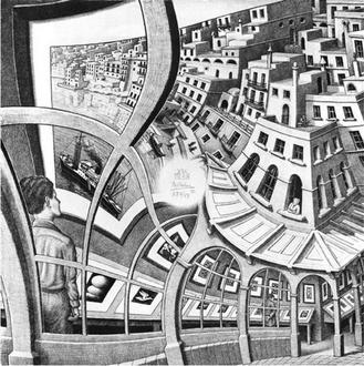 Escher - Print Gallery
