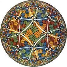 Escher Circle Limit III