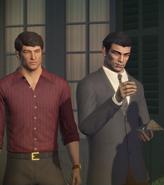 Aldo and Dominic