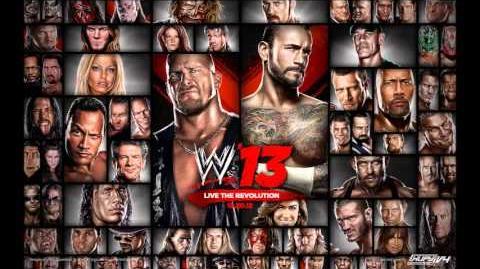 WWE 2013 - Trapani family's theme