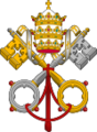 100px-Emblem of the Papacy SE svg.png