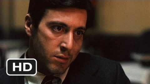 The Godfather (3 9) Movie CLIP - Killing Sollozzo and McCluskey (1972) HD