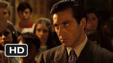 The Baptism Murders - The Godfather (8 9) Movie CLIP (1972) HD