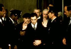 Michael Corleone senate
