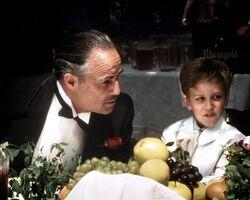 Don Vito and Frank Hagen