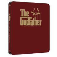 The Godfather Blu-ray steelbook