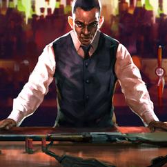 Harlem bartender