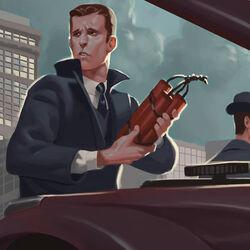 Car Bomber