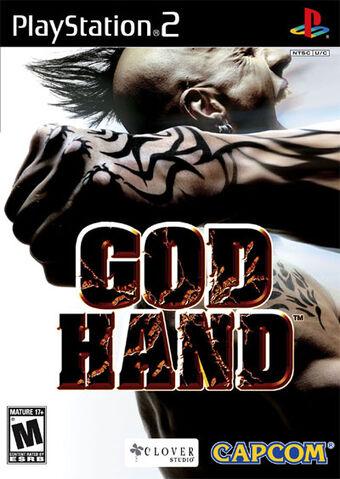 File:God hand boxart.jpg