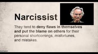 Darth Dawkins Is A Textbook Narcissist