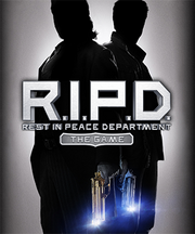 R I P D The Game Coverart