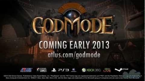 GodMode Trailer