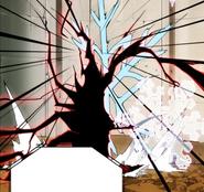 Black Lightning vs Ice