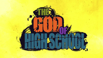 The God of High School (Anime)