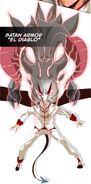 Satan Armor El Diablo
