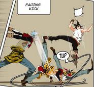 Fading Kick