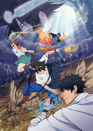 Anime Key Visual 2
