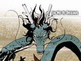 Blue Dragon's Kick