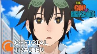 The God of High School A Crunchyroll Original OFFICIAL TRAILER