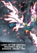 Garuda transforming