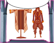 Robe of the Chapter 256