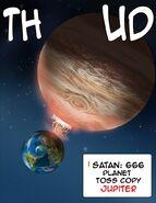 Planet Toss Jupiter