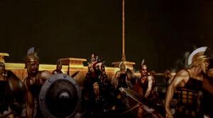 Soldados Atenienses