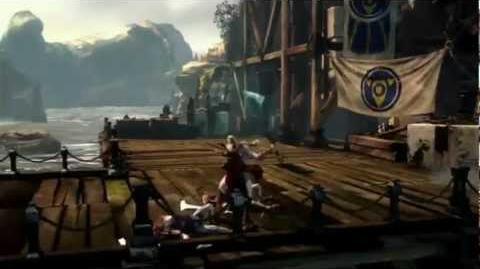 God of War Ascension @ Sony E3 2012