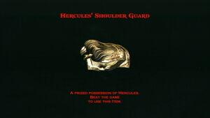 Hercules' Shoulder Guard