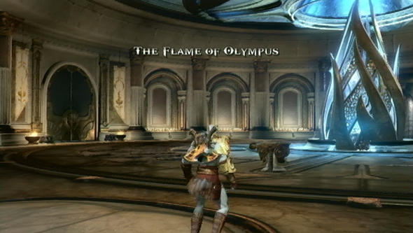 gods of olympus game walkthrough