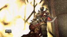Kratos y el segundo hijo del arquitecto
