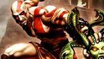 Botão God of War