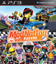 Modnation racers portada