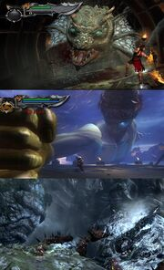 GoW-opening bosses
