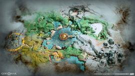 Mapa de Midgard
