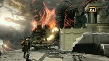 Kratos balestra carro Elio