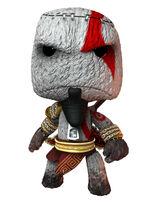 Kratos en LittleBigPlanet