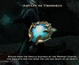 Amulet of Uroborus