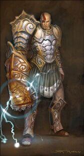 Gauntlet Armor