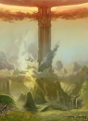 Pillar of the world