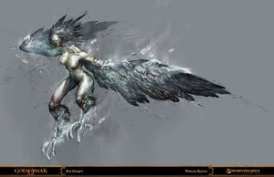 Harpy (ice)
