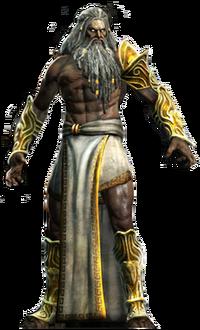 Zeus el Rey de los Dioses
