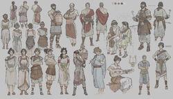 Civiles espartanos