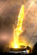 Espada divina de Zeus