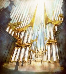 Sala del Trono de Zeus