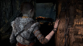 God of War - Screenshot - Atreus